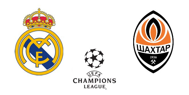 Real Madrid vs Shakhtar Donetsk