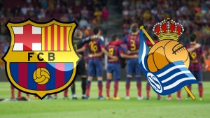 Barcelona vs Real Sociedad