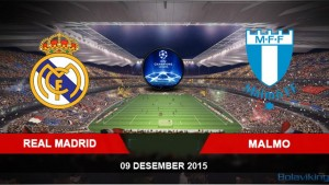 Real madrid vs Malmo FF